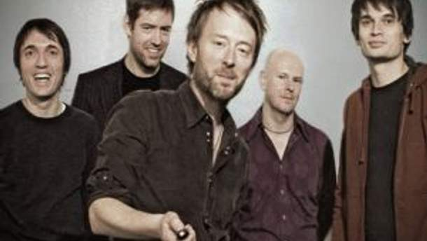 Radiohead у лідерах