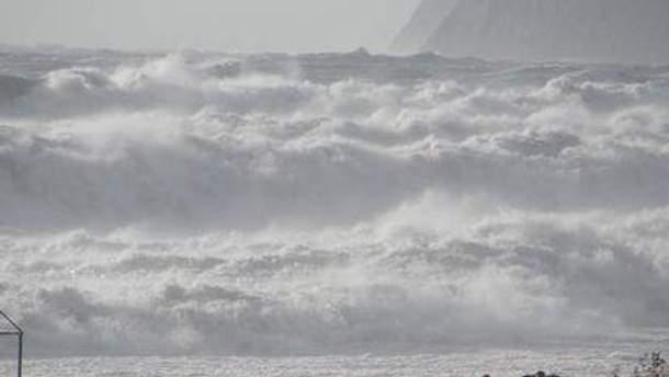 Порывы ветра будут достигать 15-20 метров в секунду