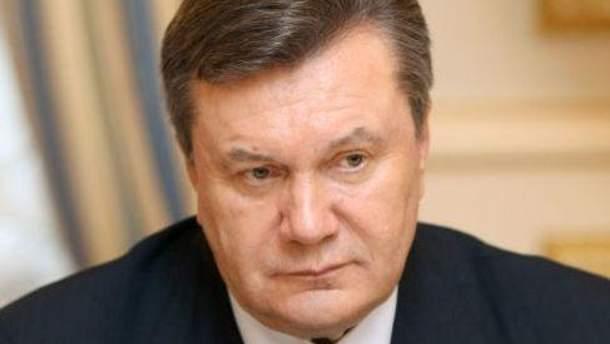Виктор Янукович надеется, что статью, по которой судили Тимошенко, декриминализируют