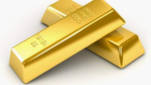 Золото растет в цене