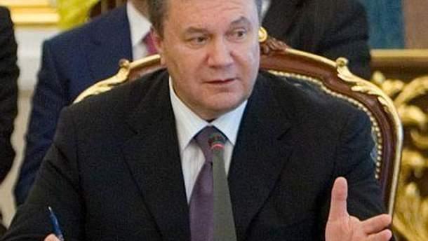 Янукович заявив, що підписати Угоду з ЄС можна пізніше