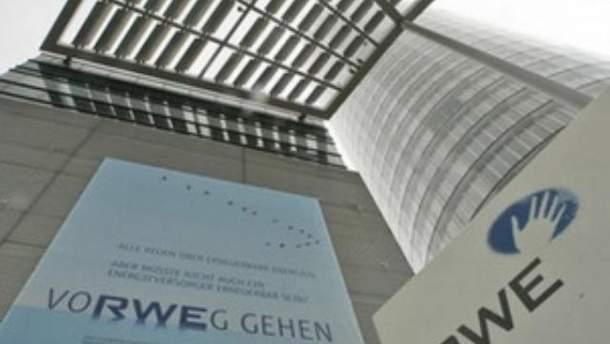 Немецкая RWE может выйти на украинский рынок