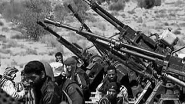 Amnesty розповіла про імпортерів зброї
