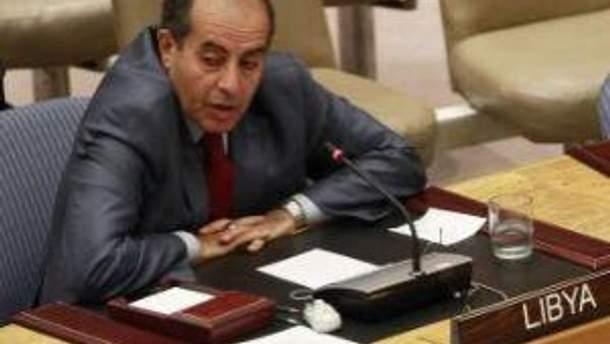 Премьер-министр Махмуд Джибриль