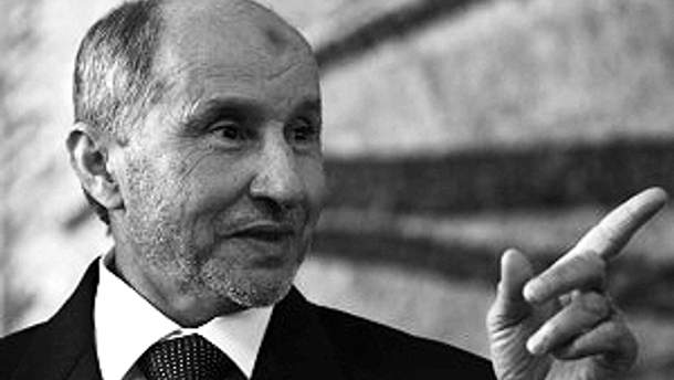 Глава НПР Мустафа Абдель Джаліль