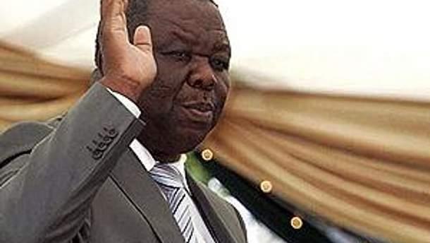 Прем'єр-міністр Зімбабве Морган Цвангірай
