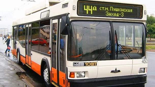 Проїзд в громадському транспорті Мінська подорожчав