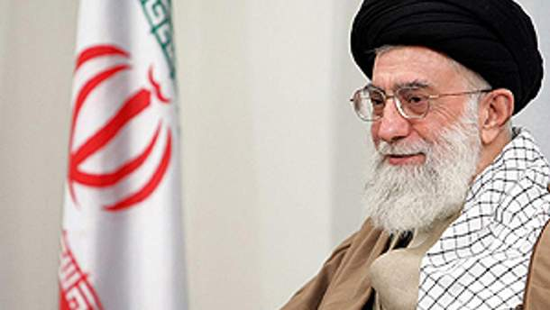 Духовний лідер Ірану Алі Хаменеї