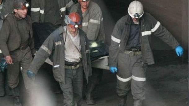 Шахтарі отруїлись копальневим газом