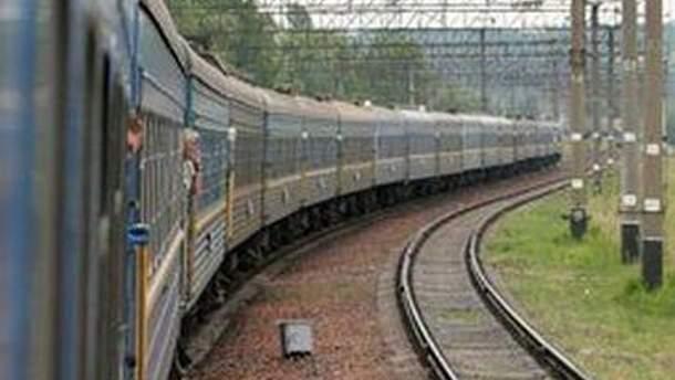 З 1 листопада скасовують потяги Сімферополь-Чернігів та Хмельницький-Київ
