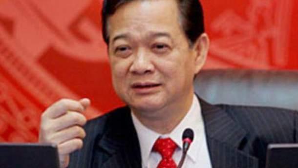 Нгуен Тан Зунг каже, що довіряє передовим технологіям Японії