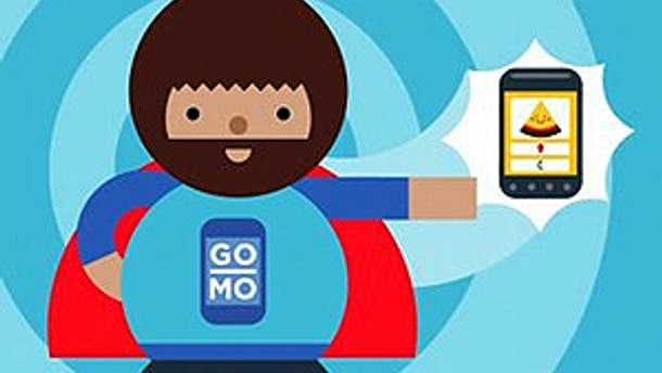 Фрагмент із відеопрезентації GoMo
