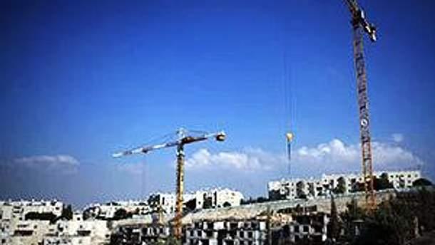 Будівництво на Західному березі