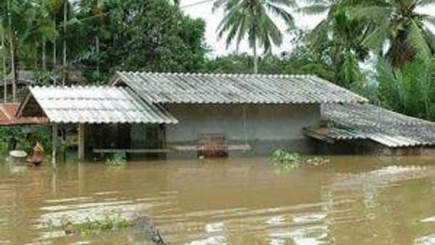 Наводнение беспощадно к людям