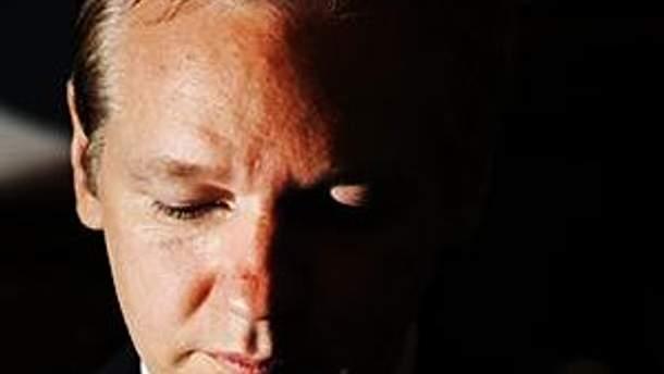 Засновник WikiLeaks Джуліан Ассанж