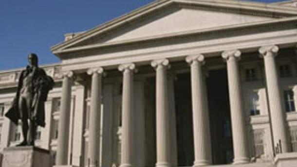 Міністерство фінансів США