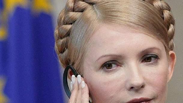 Тимошенко не хоче, щоб майбутнє країни залежало від її власного комфорту