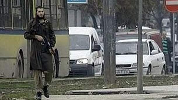 Нападник на посольство США