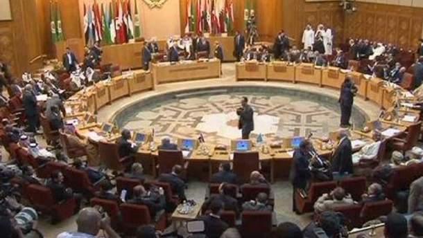 Лига арабских государств смогла убедить Сирию прекратить кровопролитие