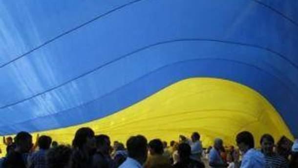 Украина на 76 месте