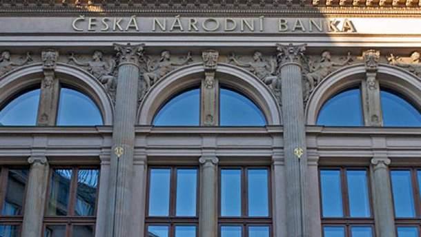 Чеський національний банк