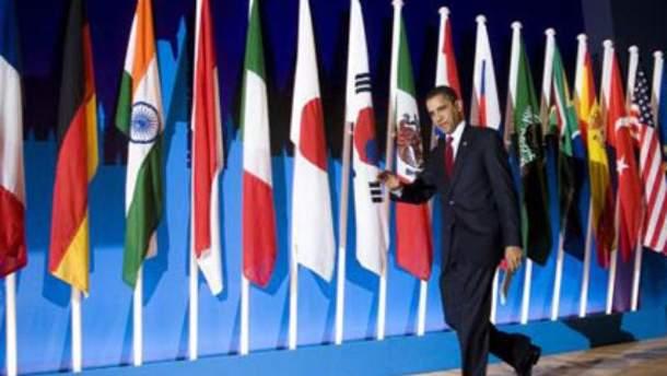 У G20 хочуть розвивати внутрішнє споживання
