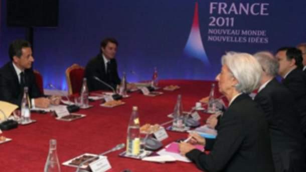 Засідання G20 триває