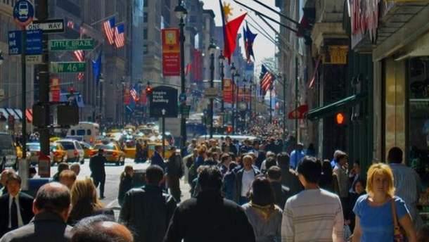 У США скоротилась кількість безробітних
