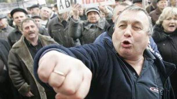 В понедельник митингующие покажут власти, что бывает за обман