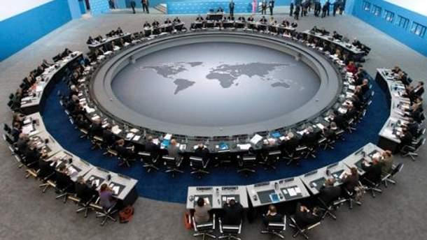 Сегодня в Каннах завершился саммит G20