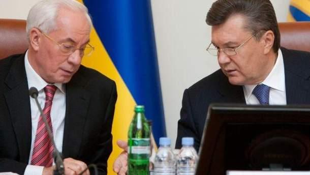 Віктор Янукович розкритикував роботу уряду Азарова