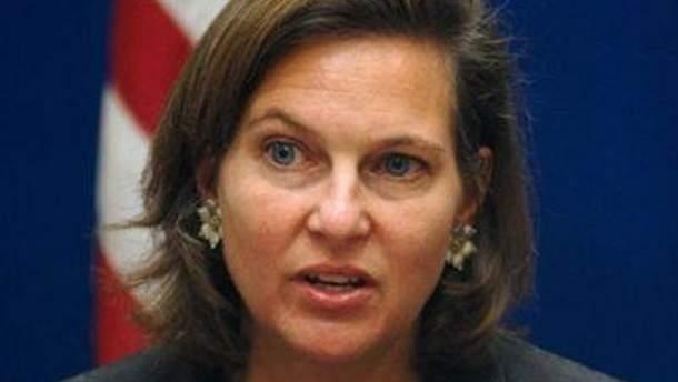 Причиной сирийских обвинений стало заявление Виктории Нуланд