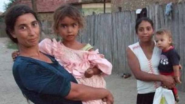 Молдова розцінює переселення циган як цілеспрямовану акцію