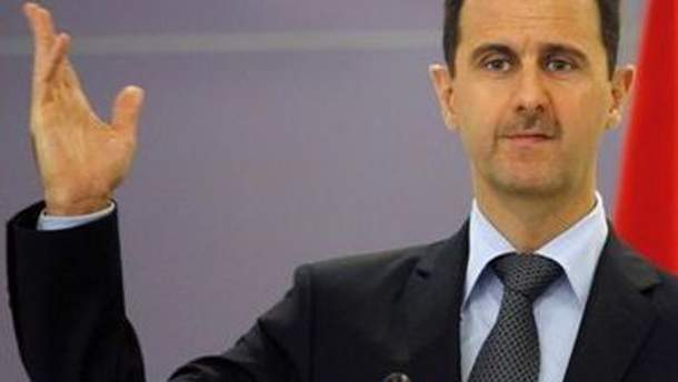 Влада країни звільнила частину противників Башара Асада