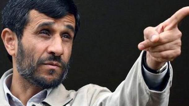 Махмуд Ахмадинеджад заявляет, что мощность Ирана растет с каждым днем