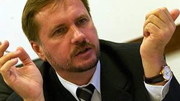 Нардеп Тарас Чорновіл