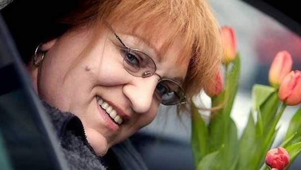 Анна Гродська стала першим депутатом-транссексуалом у Польщі