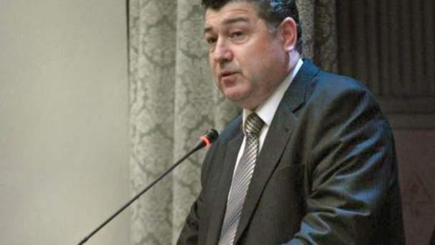 Андрій Панаетов закликає до страйку 1 грудня