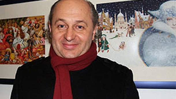 "Власник і директор ""А-БА-БА-ГА-ЛА-МА-ГА"" Іван Малкович"