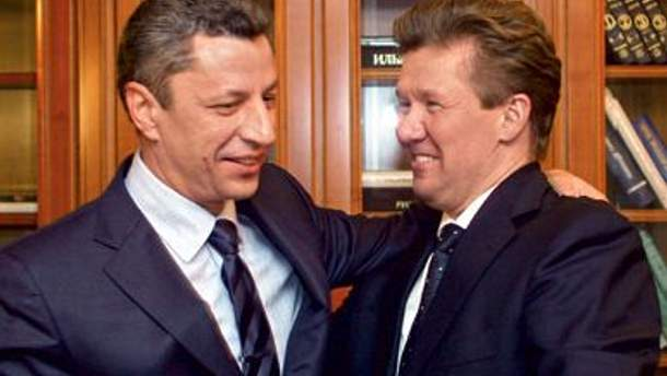 Бойко с Миллером провели переговоры