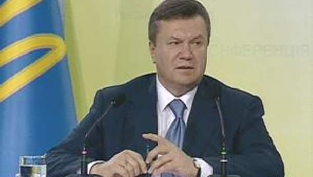 Янукович встретит две иностранные делегации