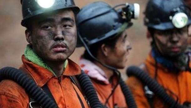 В Китае второй раз за месяц произошла авария на шахте