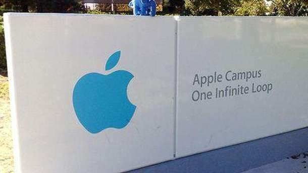 Apple попросила перенести частину поставок на наступний рік