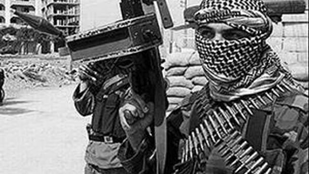 Терористи привласнили зброю Каддафі