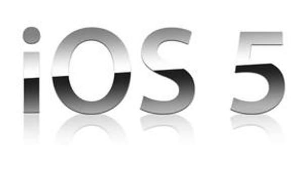 """Новая прошивка iOS 5 исправила несколько """"багов"""""""