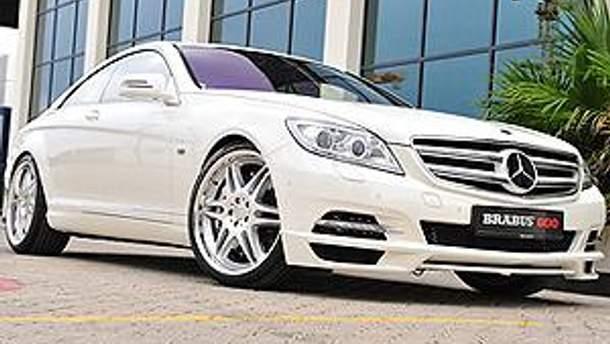 Mercedes-Benz CL 600 Brabus