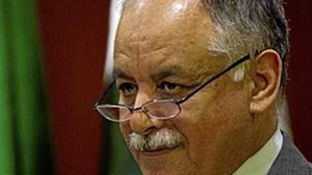 Екс-прем'єр-міністр Лівії Багдаді аль-Махмуді