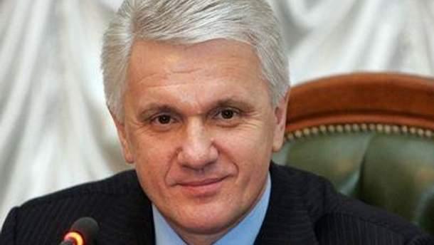 Литвин запропонував перенести розгляд законопроекту з п'ятниці на вівторок
