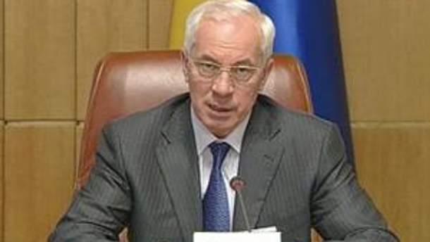 Николай Азаров говорит, что Украина сможет следующий год прожить без кредита МВФ