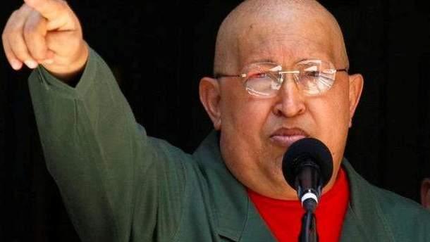 Уго Чавес винить США та Ізраїль у нестабільній ситуації на Близькому Сході